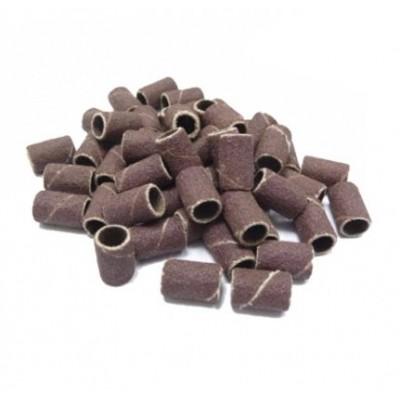 Ricambi abrasivi x fresa per unghie 100pz