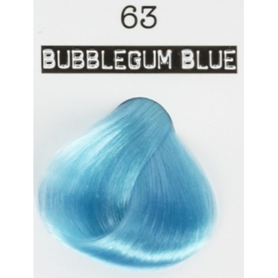 Crazy Color 63 Bubblegum Blue