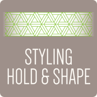 Styling - Linea Hold & Shape - Cere e Gel
