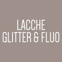 Lacche Glitter - Fluo
