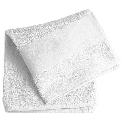 Asciugamano cotone standard bianco