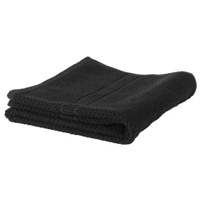 Asciugamano cotone standard nero