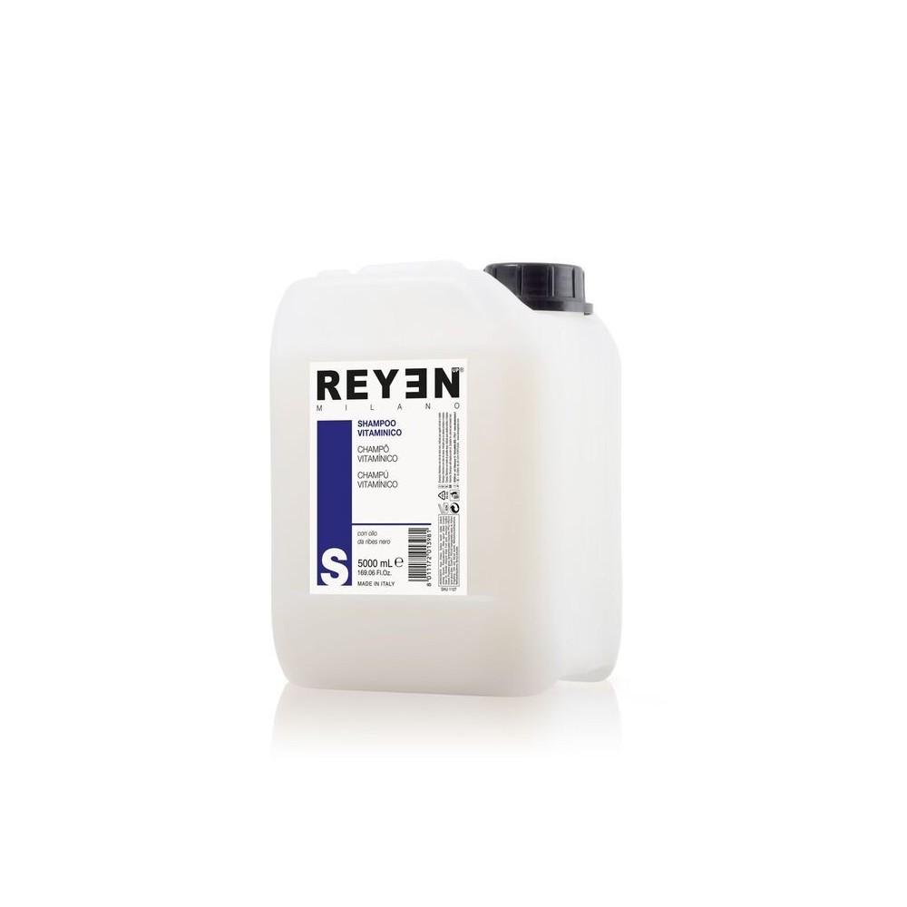 Shampoo all'olio di Ribes Nero 5LT - Reyen
