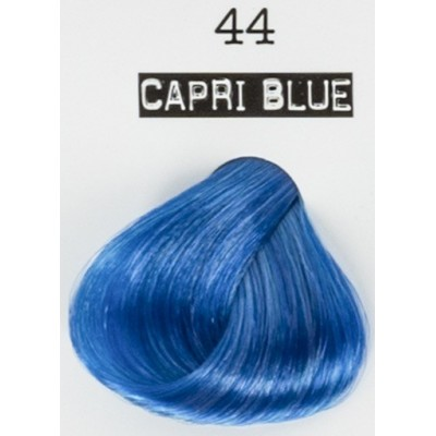 CRAZY COLOR 44 capri blue conf 4 pz