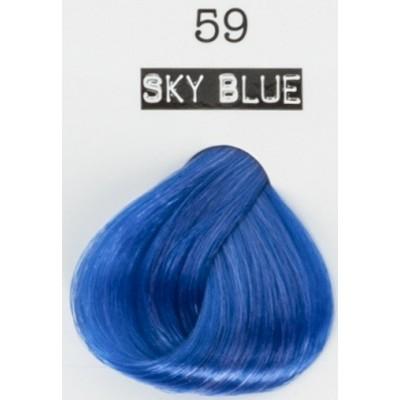 CRAZY COLOR 59 sky blu conf 4 pz