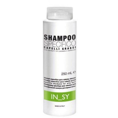 Shampoo 250 - InSy Seboequilibrante