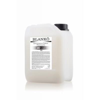 Tanica 5L 40 Vol. Blankö Ossigeno in Crema