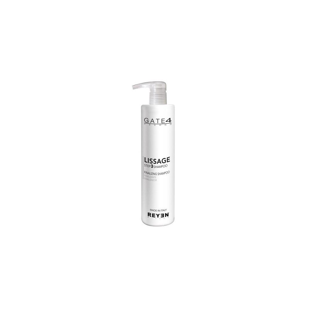 3. Shampoo Finalizzante Cheratinico - Reyen Lissage Cheratinico