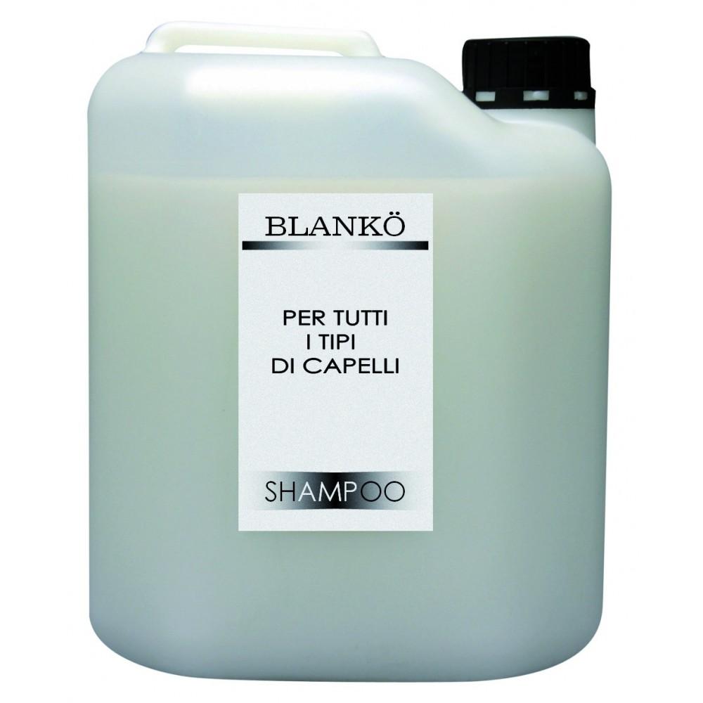 Shampoo 10 LT - Blankö