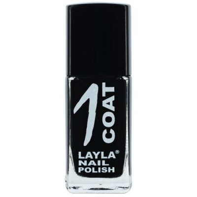 Smalto Layla 1Coat - 12 Black Rock