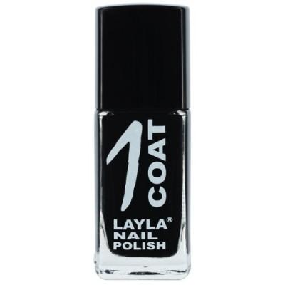 Smalto Layla 1Coat - 12 Black Rock
