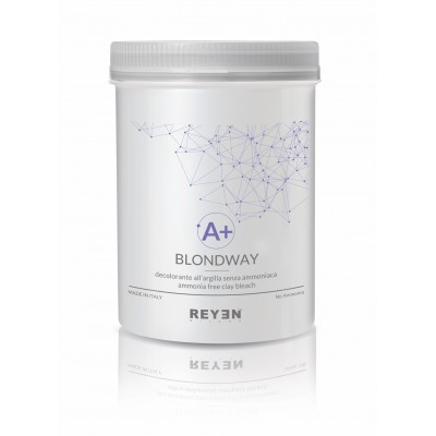 Blondway A+ - Decolorante all'argilla senza ammoniaca
