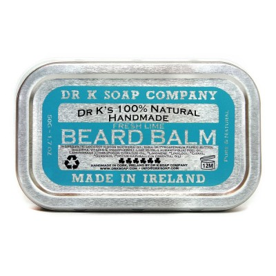 Dr K Beard Balm Lemon 'n' Lime - Balsamo da Barba