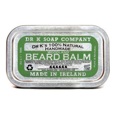 DR K Beard Balm Woodland - Balsamo da barba