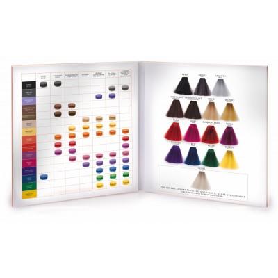 Maschere Colorate - Cartella Colore