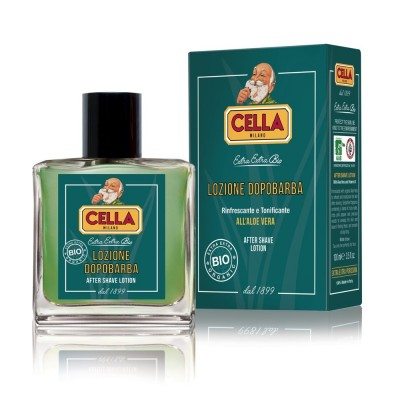 Cella Lozione Dopobarba Aloe Bio 100ml