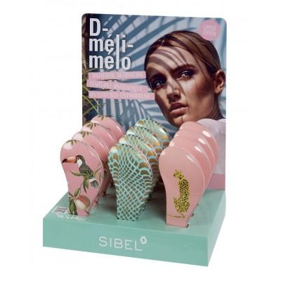 D-Meli-Melo Expo 18 Spazzole Jungle