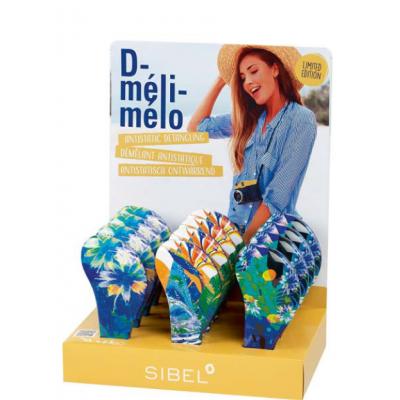 D-Meli-Melo Expo 18 Spazzole Aztec