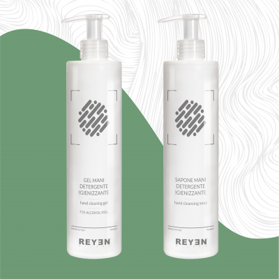 Reyen - Promo Kit Sapone + Gel 500ml