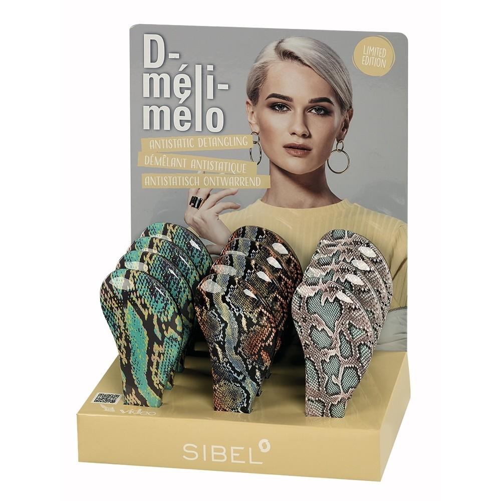 D-Meli-Melo Expo 18 Spazzole Sassy Snake