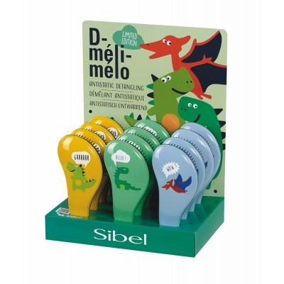 D-Meli-Melo Expo 18 Spazzole Mini Kids