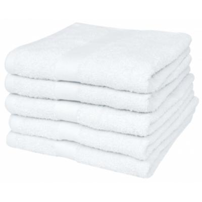 Asciugamano Bianco Cotone Superior
