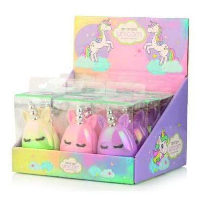 Box 12 Mini Spazzole Unicorn