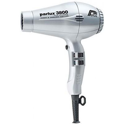 Parlux 3800 ionic & ceramic argento