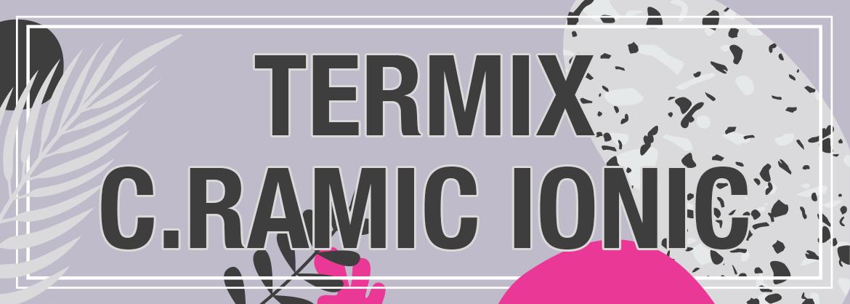 Spazzole Termix C.ramic Ionic